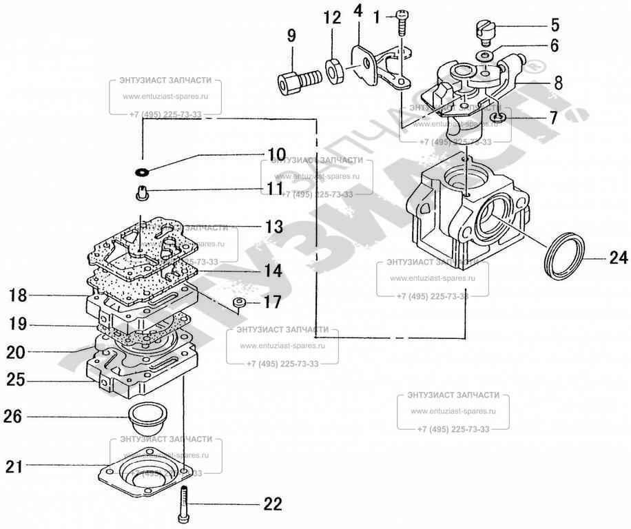 триммер Hitachi Cg40eya